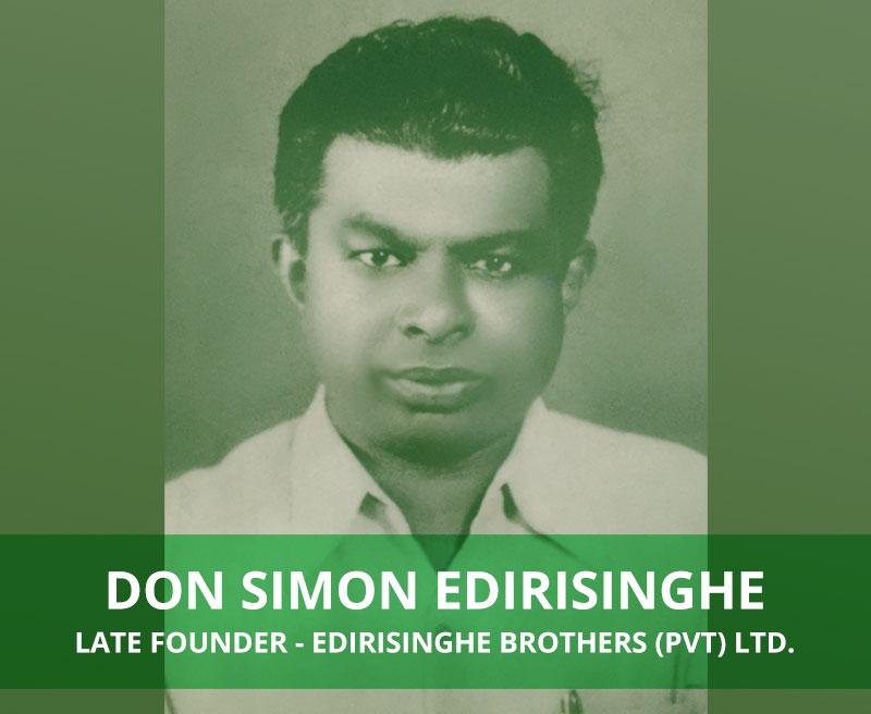 Don Simon Edirisinghe